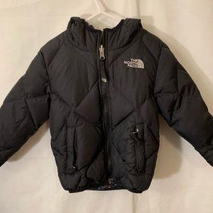 The Northface reversible child's jacket 550